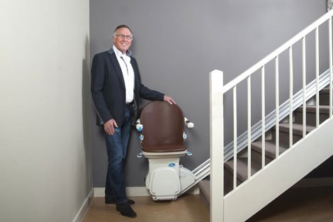 Stairlifts by Handicare