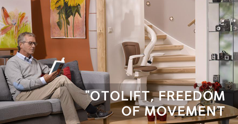 Otolift Stairlifts by Bentley Mobility Services Ltd.
