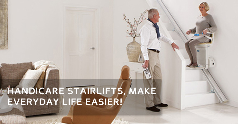 Handicare Stairlifts by Bentley Mobility Services Ltd.