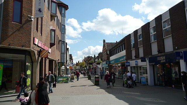 West Street, Horsham