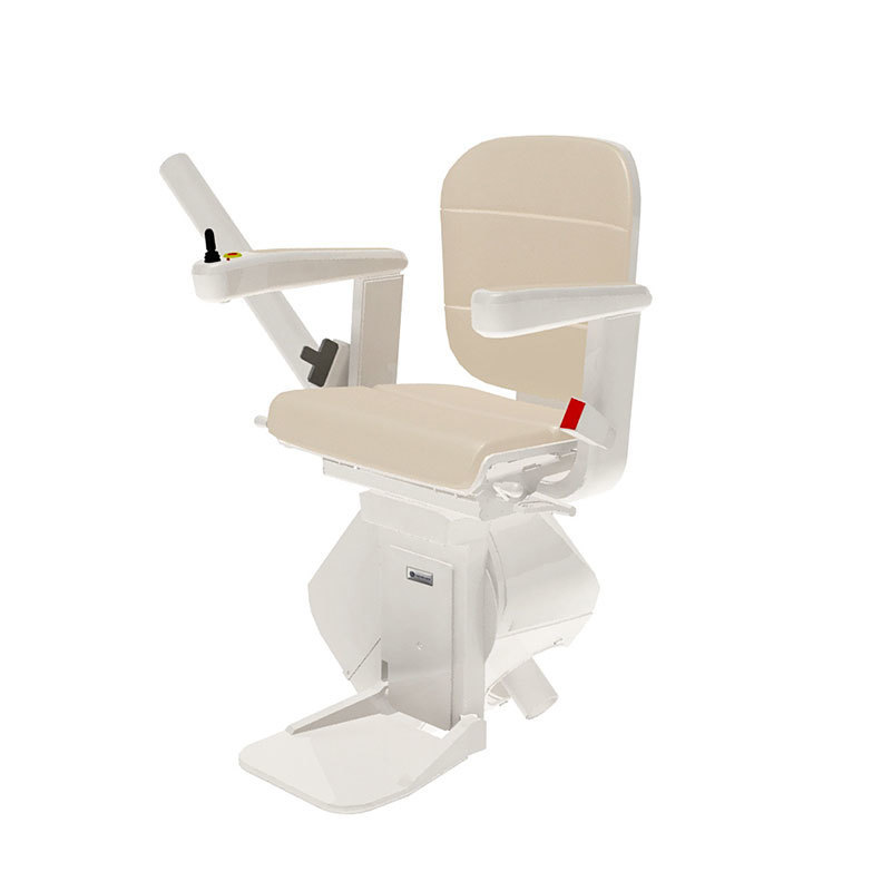 Handicare Single Tube Curved Stairlift System